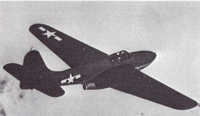 米ジェット戦の先駆者・P80