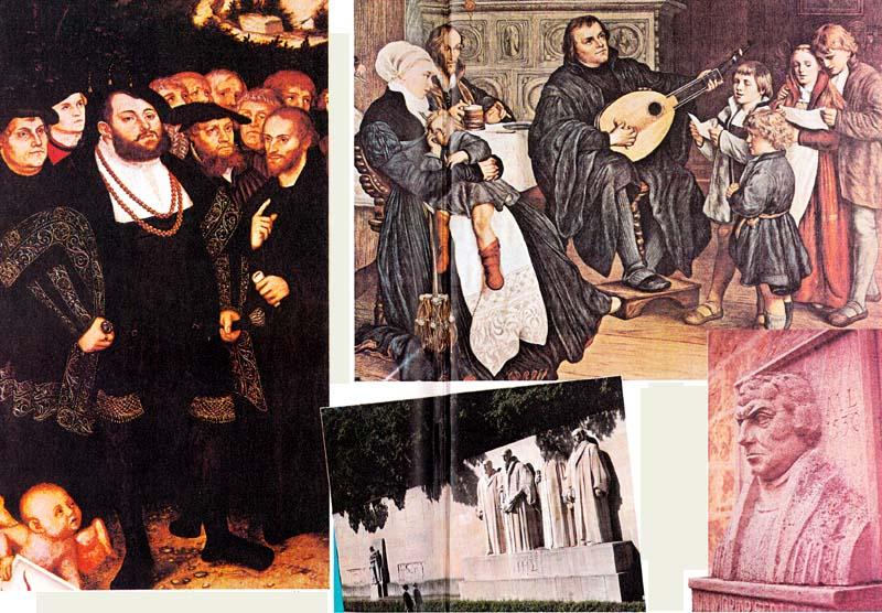 ルター 宗教 改革