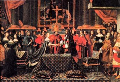 弟 ルイ 14 世