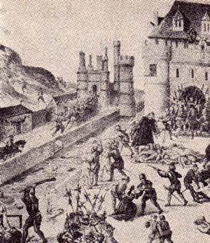 聖バルテルミーの虐殺