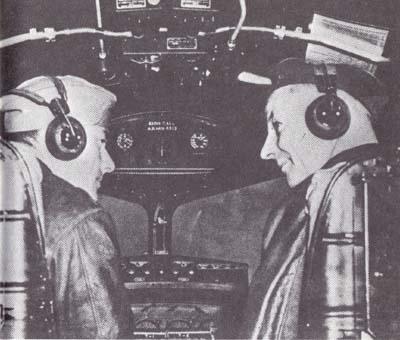1939年11月、ブラジル親善飛行中 ...