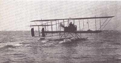 創生期の航空母艦