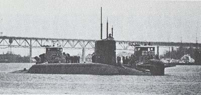 ミサイルと潜水艦(潜水艦の歴史...