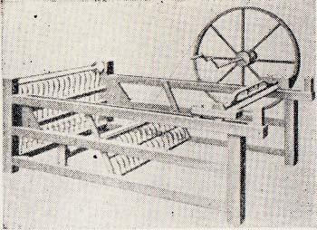 ミュール 紡績 機