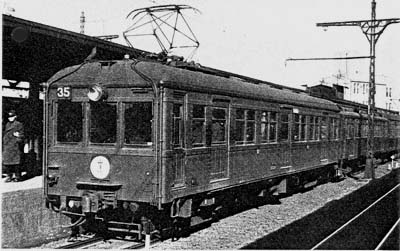 自動連結器(坂田式)を付けていた昭和初期の山手線電車(モハ31形) 密...  連結器汽車の今昔