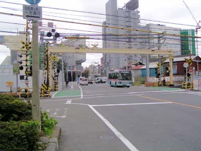 京急線 蒲田付近~六郷土 ...