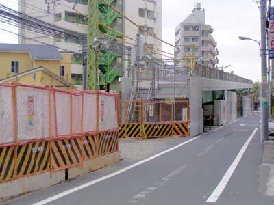 自転車の 蒲田 自転車 多い : 京急線 蒲田付近~六郷土 ...