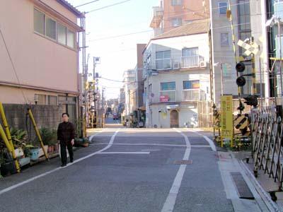 東急目黒線目黒~洗足間