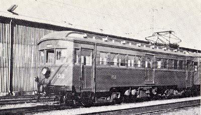 京王電気軌道125形電車