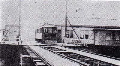 神戸姫路電気鉄道1形電車